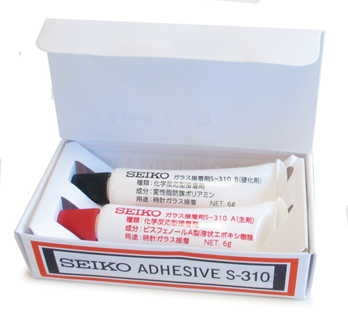 Watch Crystal Adhesive   Seiko