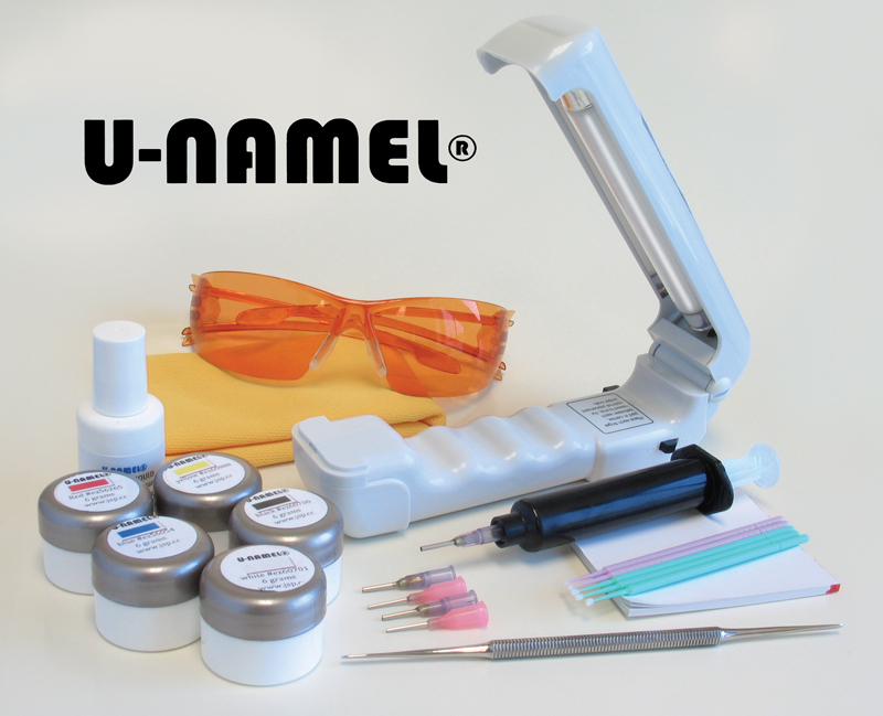 U-NAMEL� UV Cured Enamel System