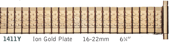 Classic Watch Expansion Bands & Bracelets | Retail & Wholesale | Cas-Ker Co.