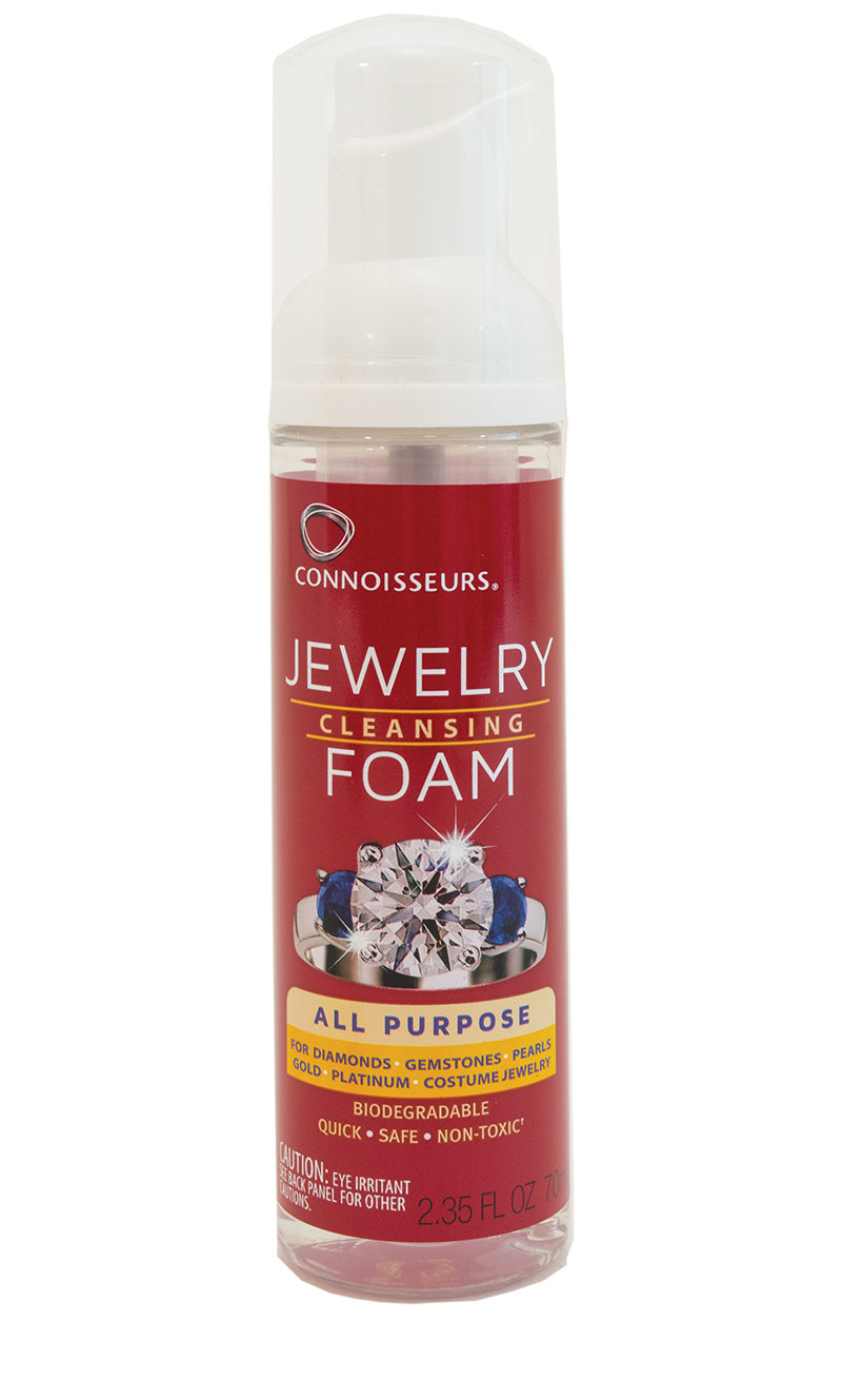 Connoisseurs Jewelry Cleanser