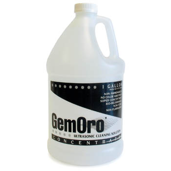 GemOro Ultrasonic Cleaning Solution 0902