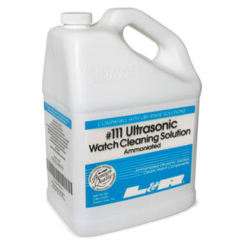 Ultrasonic Cleaning Solution for watches and jewelry 230.063