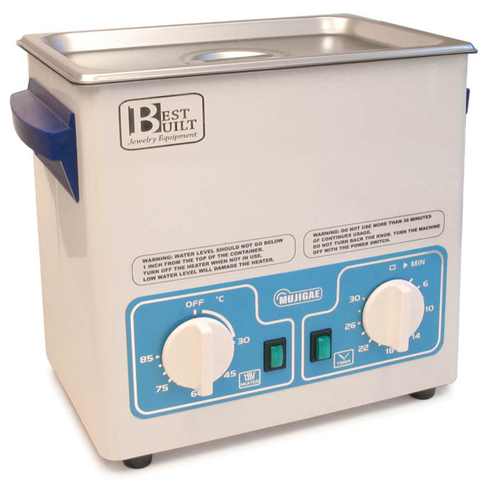 BestBuilt® Ultrasonic Cleaning Machine 3.48 Qt.