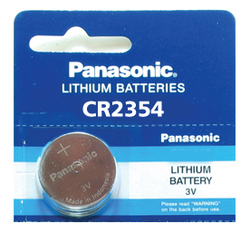Panasonic Watch Battery 2354