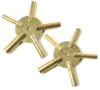 Clock Keys Set