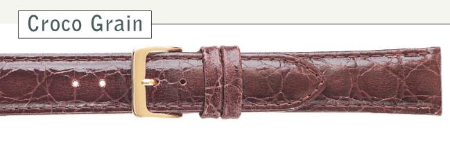 Croco Watch Straps | Cas-Ker
