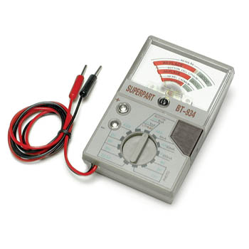 Battery Tester for watch repair 340.346