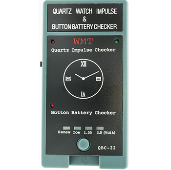 Watch Battery Tester