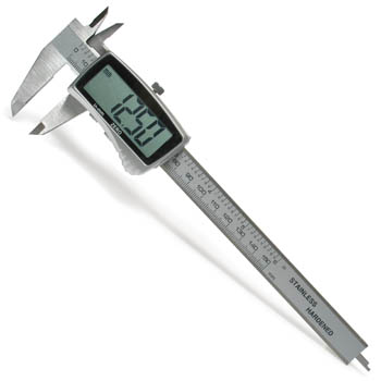 Digital Caliper with Large Display
