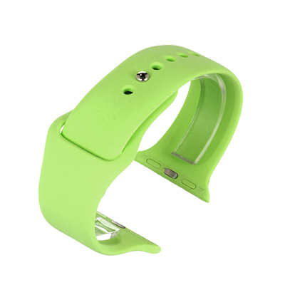Apple Watch Strap Lime Green Waterproof