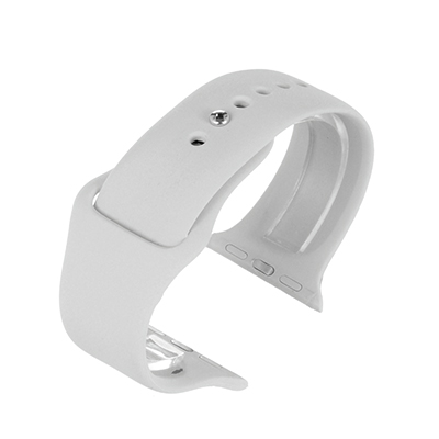 Apple Watch Strap White Waterproof