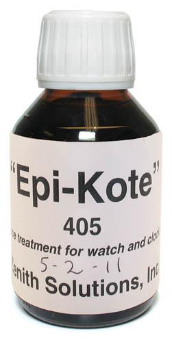 """""""Zenith 405 """"""""Epi-Kote"""""""" Epilame 100ml"""""""