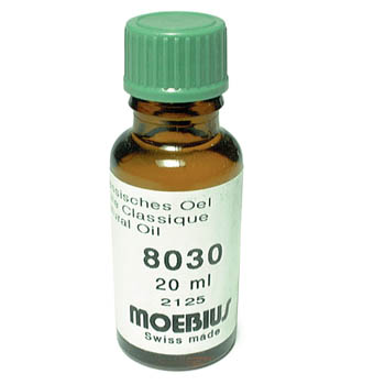 Moebius 8030 Natural Clock Oil #3