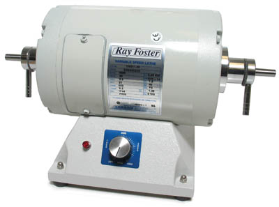 Polishing Motor Variable Speed Ray Foster PR90
