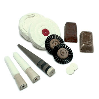 Polishing/Buffing Kit for Large Motors