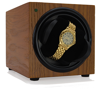 Sleek Watch Winder - Wood