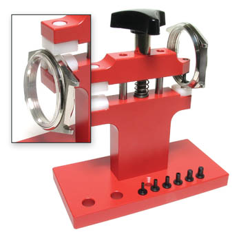 Press for Removing & Fitting Case Tubes