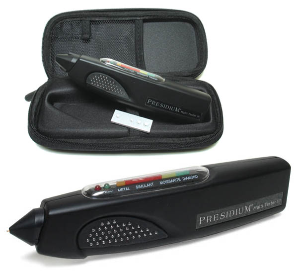 MultiTester III Diamond Tester by Presidium 590.891