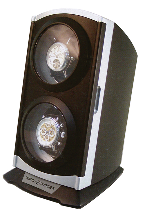 Watch Winder for Two Watches | Cas-Ker Co.