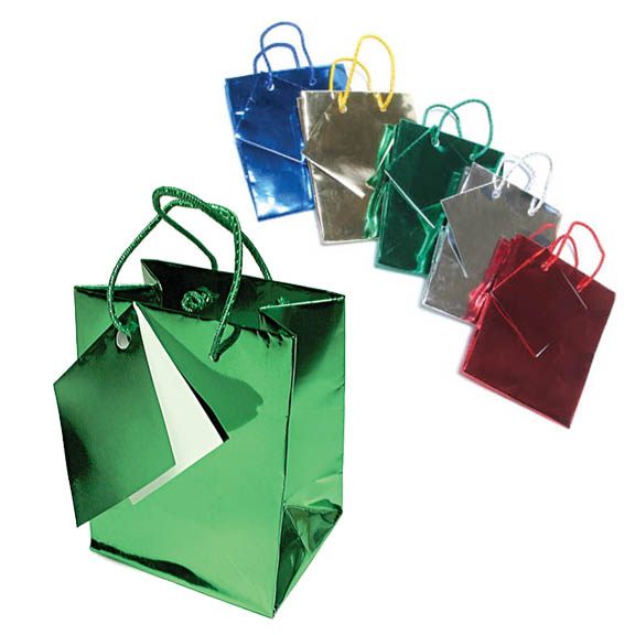 Gift Bags, Foil