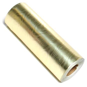 Gift Wrap - Gold Foil Moir