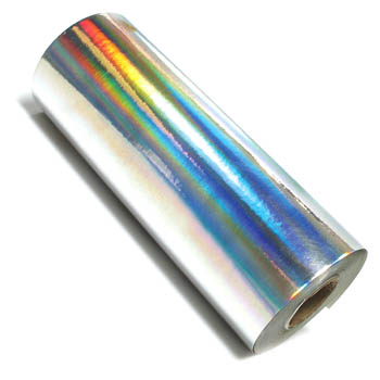 Gift Wrap - Holographic Rainbow