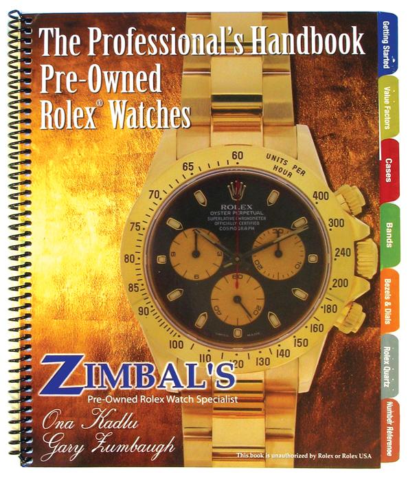 Zimbal s Rolex Handbook