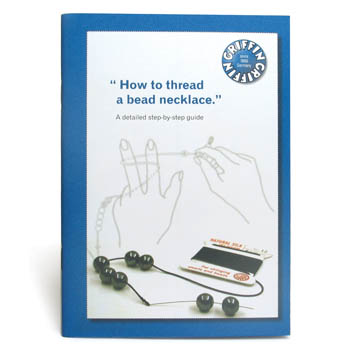 Book - How to Thread a Bead Necklace