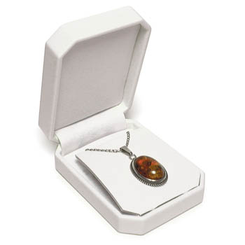 Cas-Ker Pendant Box for Jewelers