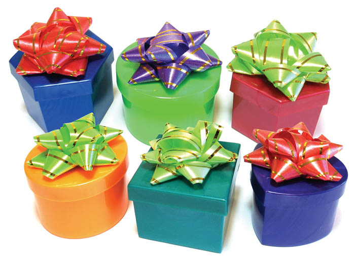 Hat Box Style Ring Boxes