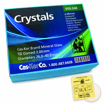 Watch Crystals from CASKER.COM