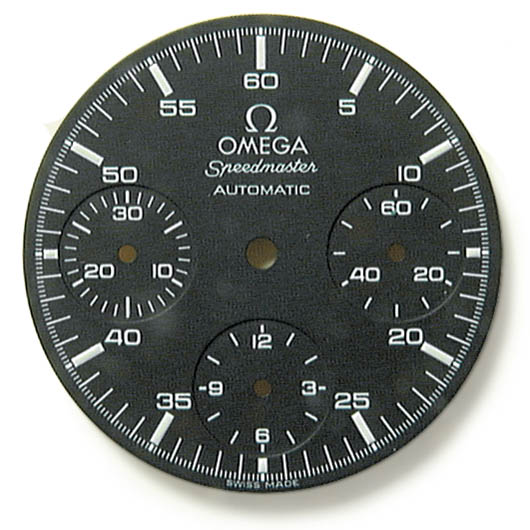 Omega 3220 Watch Dial