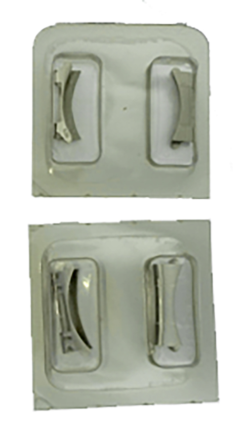 Omega End Pieces