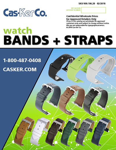 Cas-Ker Watch Bands