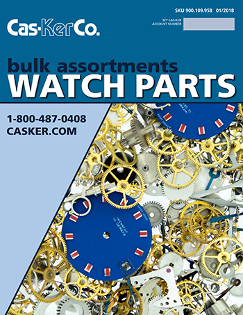 Cas-Ker Watch Parts in Bulk Catalog