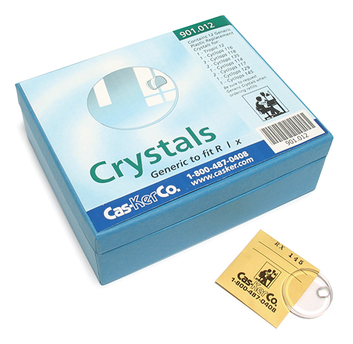 Crystals Assortment 901.012 for RLX