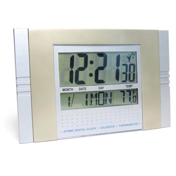 Atomic Digital Clock