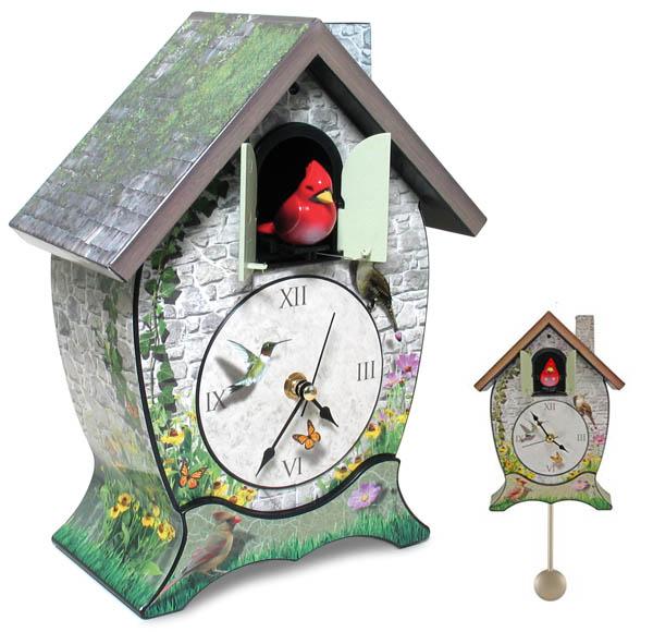 Cuckoo sound - Cuckoo bird clock sound ...