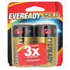Battery Eveready Gold D Size - Pack of 2