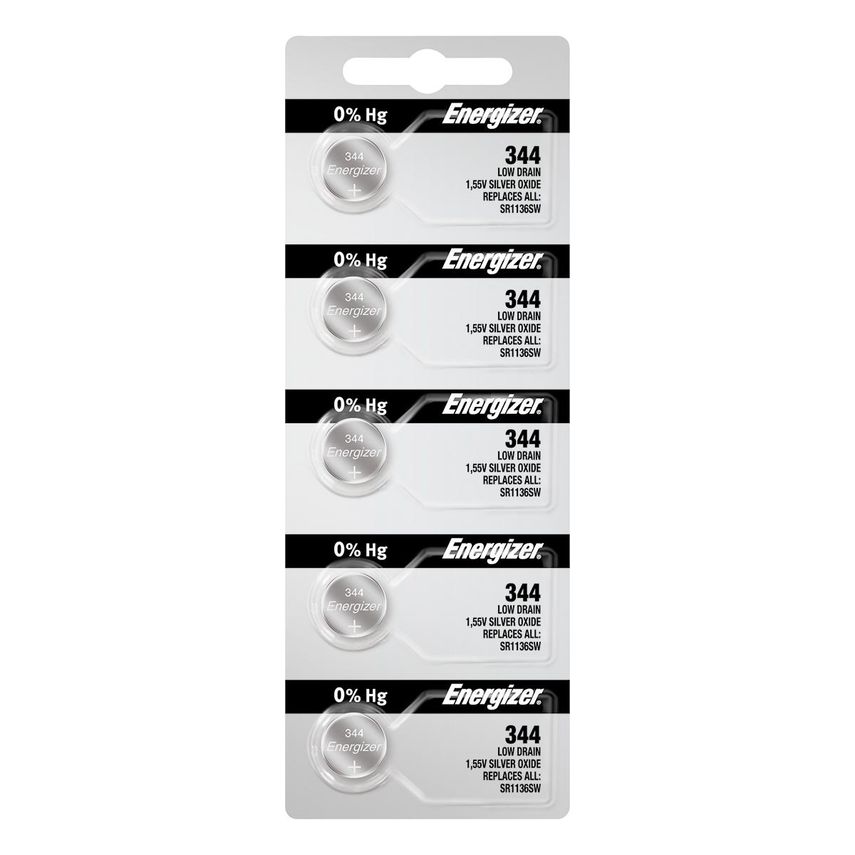 Watch Batteries 344/350