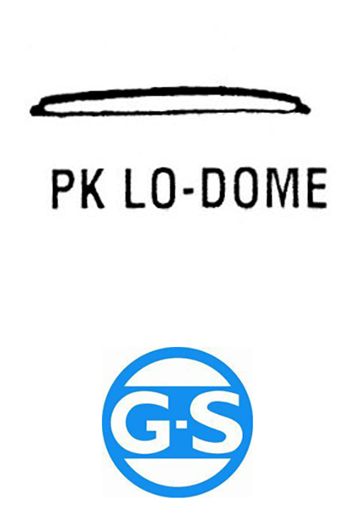 G-S Crystal PK Lo-Dome available at Cas-Ker Co.