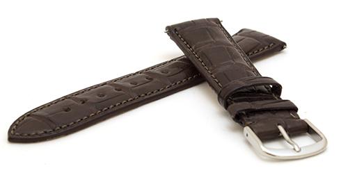 Brown Alligator Watch Strap Sale