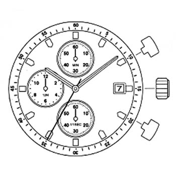 Miyota Movement for Watchmakers