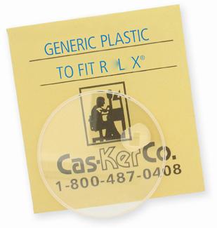 Cas-Ker Generic Watch Crystal for RLX Repair