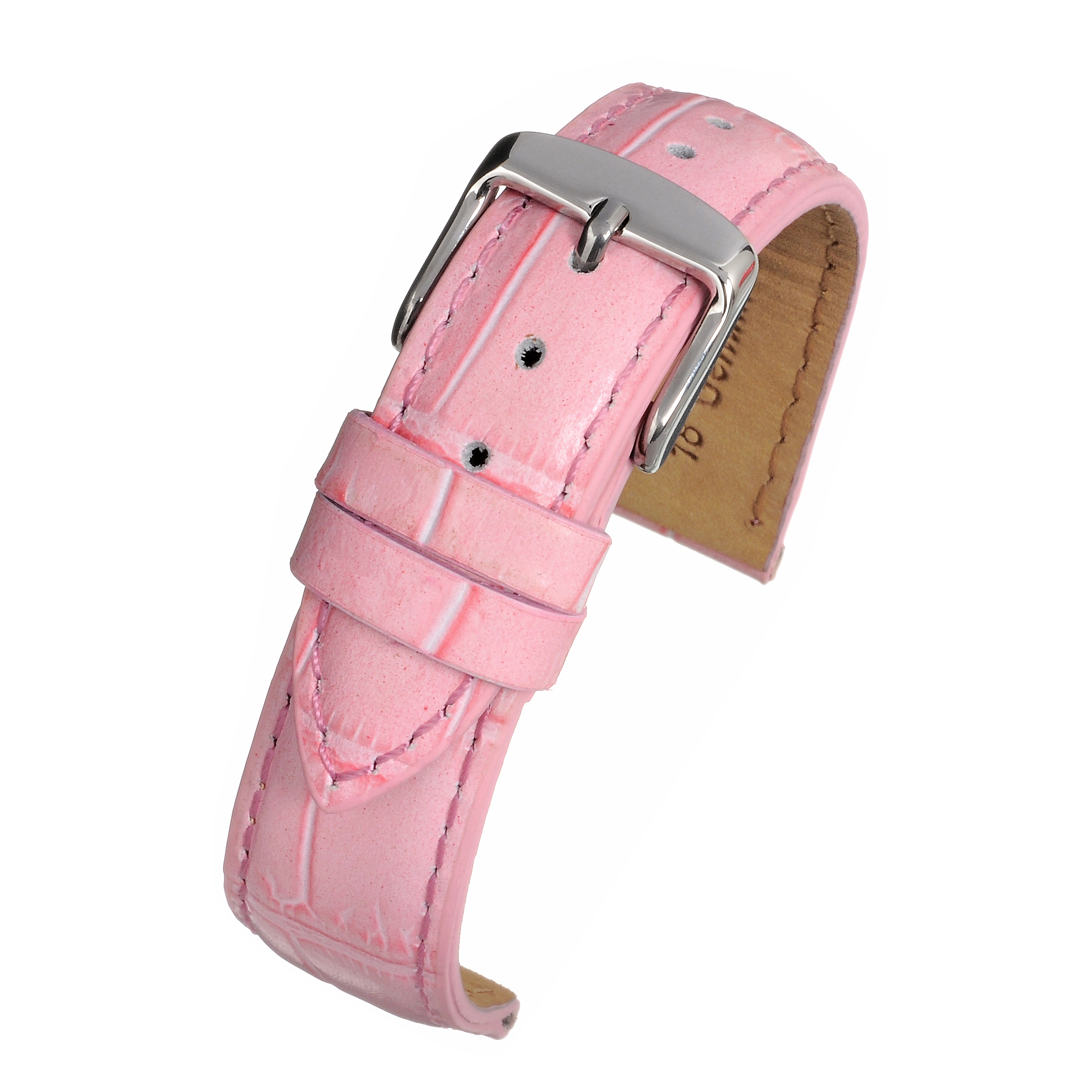 Pink Croc Watchstrap WH884