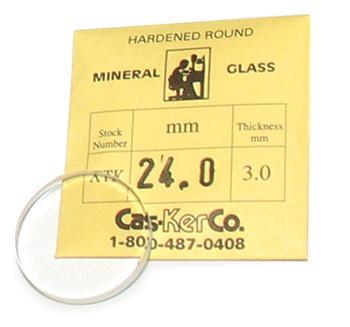 Cas-Ker XTK watch crystal