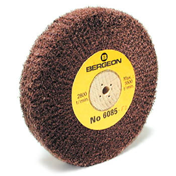 Bergeon Abrasive Wheels Aluminum Oxide 100.748