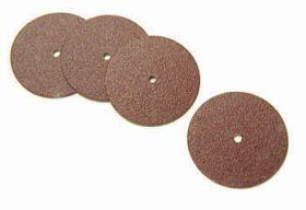 Adalox Pin Hole Sanding Discs