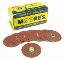 Moore's Sanding Discs