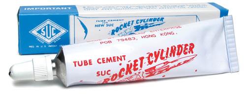 Watch Crystal Adhesive – Rocket Cylinder